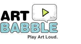 art babble logo