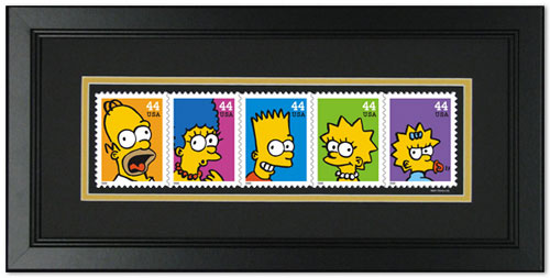 simpsons_stamps